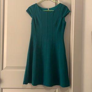 Green Taylor dress